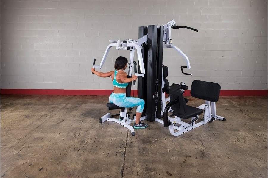 Body-Solid EXM2500S Home Gym Review