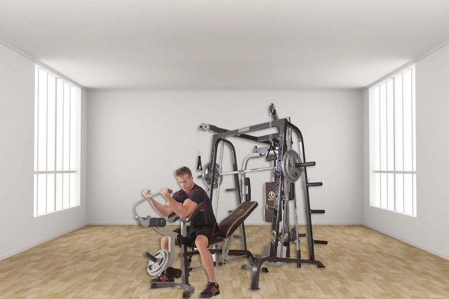 Marcy Home Gym System Review